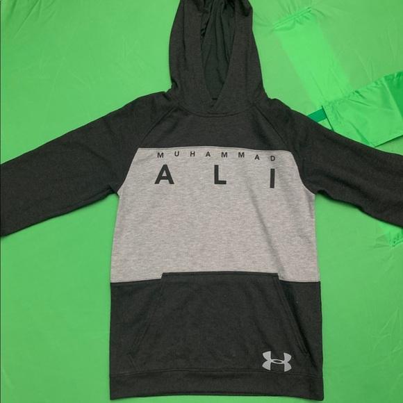 Under Armour x Muhammad Ali Terry Crew Sweat Black